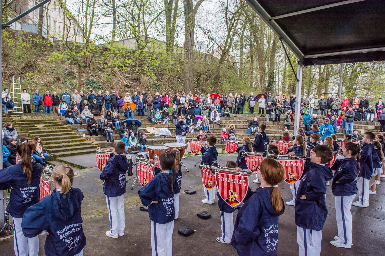 Fanfarenzug-Strausberg-Musik-im-Park-Foto