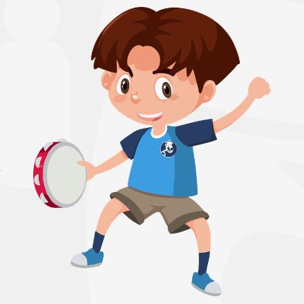 … ist für Kinder im Alter zwischen 4 und 10 Jahren. Um die Begeisterung für Musik bei Kindern zu entflammen ist dieses Angebot, durchführt von der Fanfarenzug Academy, perfekt, um das Fundament der Musikalität zu legen. Um Musik kindgerecht zu erleben, werden verschiedene Instrumente ausprobiert, Lieder gesungen oder tänzerische Bewegungen ausgeführt.