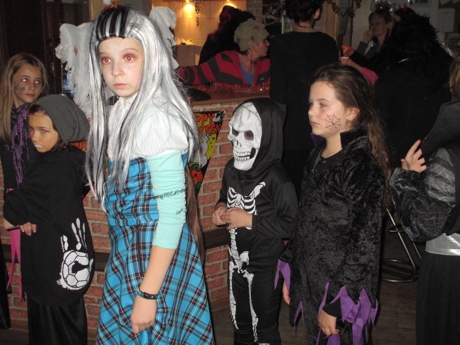 Fanfarenzug-Strausberg-Halloween-2013