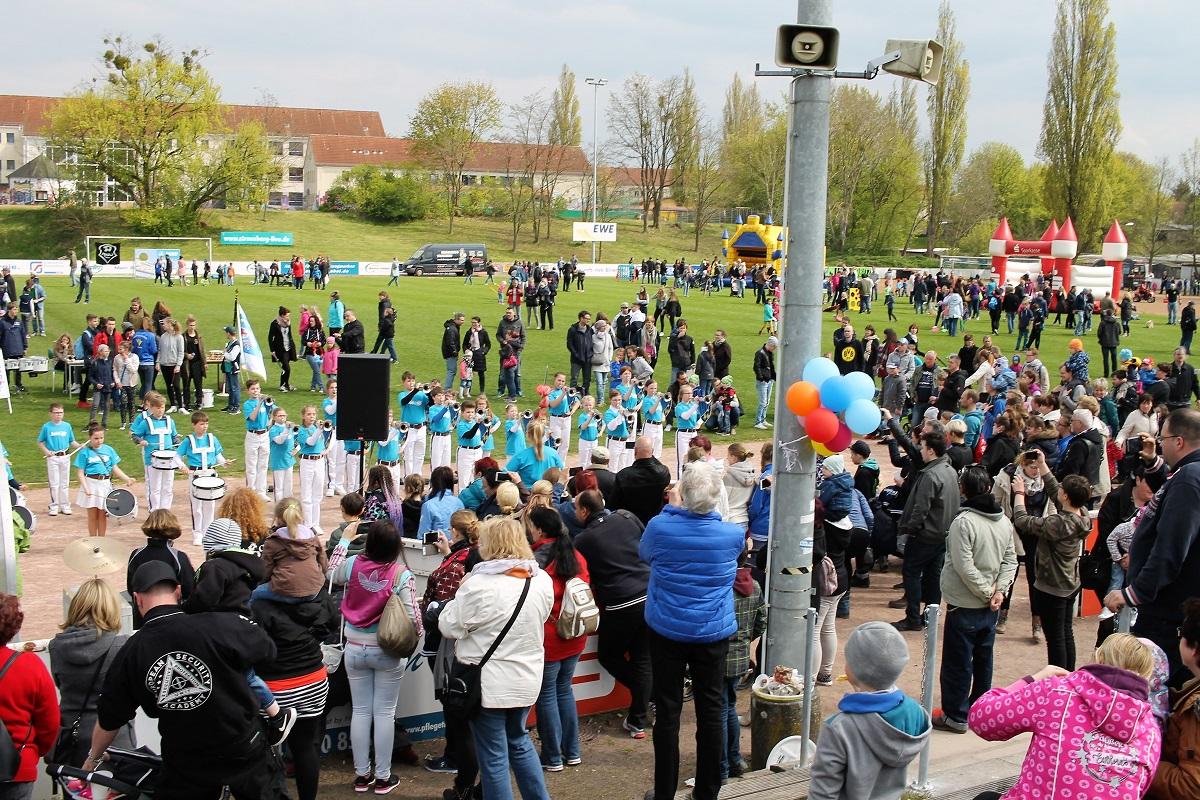 Kinderfest-2017_Fanfarenzug-Strausberg